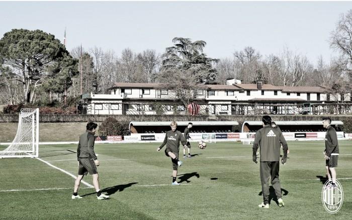 Milan, le ultime da Milanello: rossoneri di nuovo in campo
