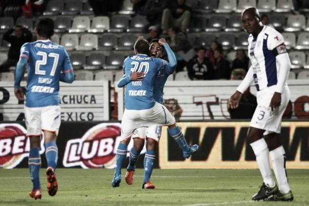 Pachuca - Cruz Azul: puntuaciones de Cruz Azul, en la jornada 12 de la Liga MX Apertura 2015
