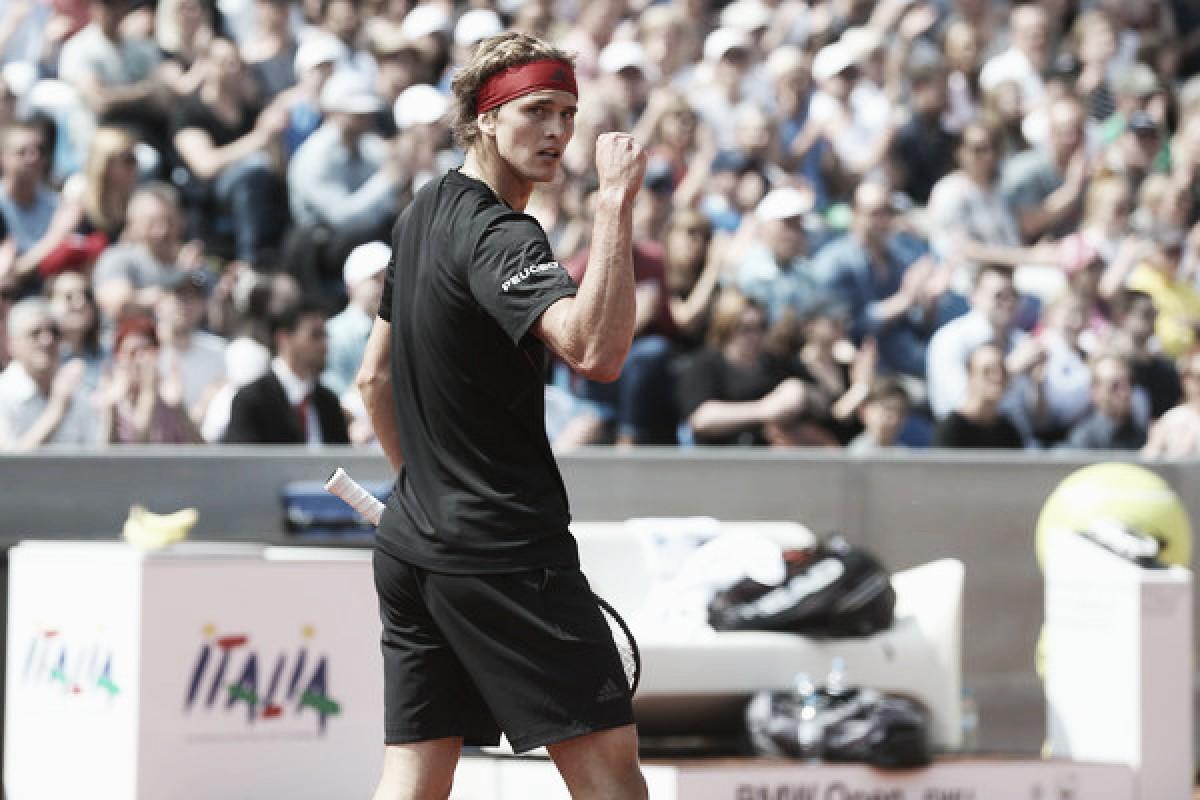 ATP Munich: Alexander Zverev successfully defends title