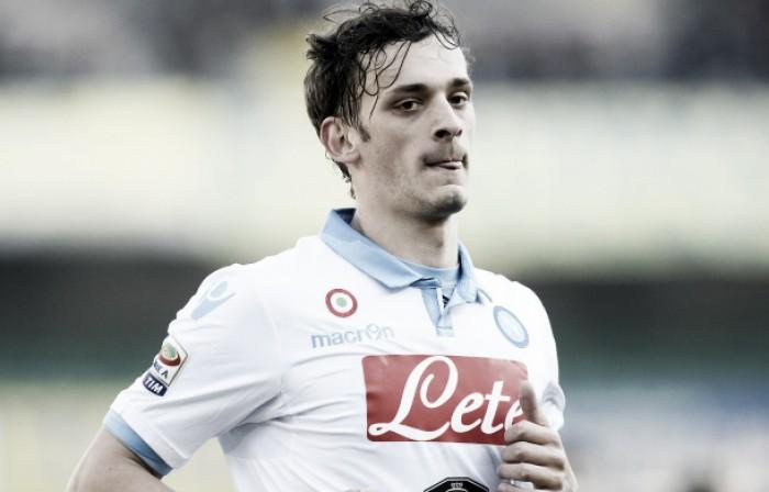 Gabbiadini resta al Napoli, ma reclama più spazio