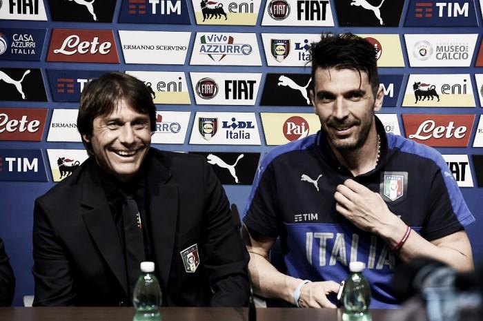 """Euro 2016, Conte in conferenza stampa: """"Piedi piantati a terra, non abbiamo fatto nulla"""""""