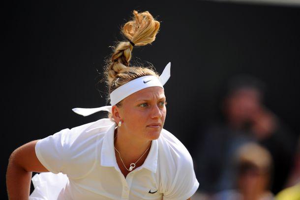 Wimbledon: Cechia uber alles, Radwanska saluta