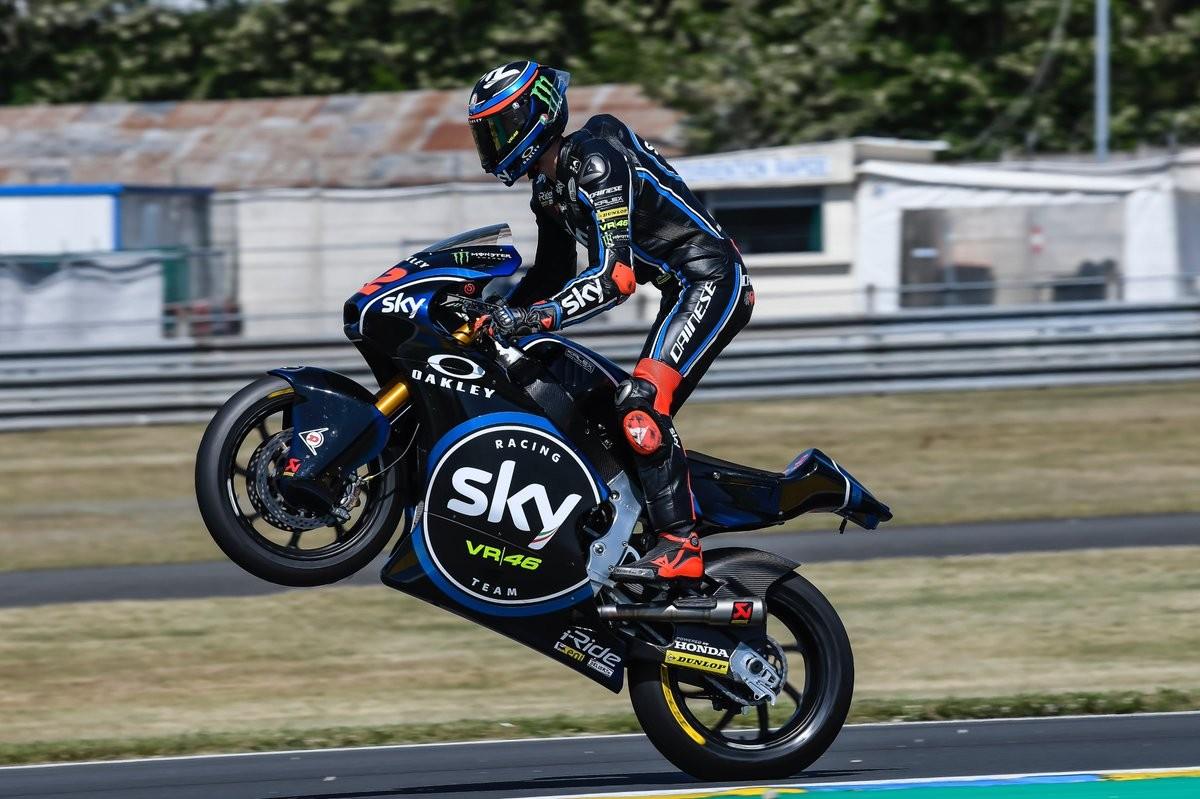 Gp Jerez atto secondo: Pole position di Bezzecchi!