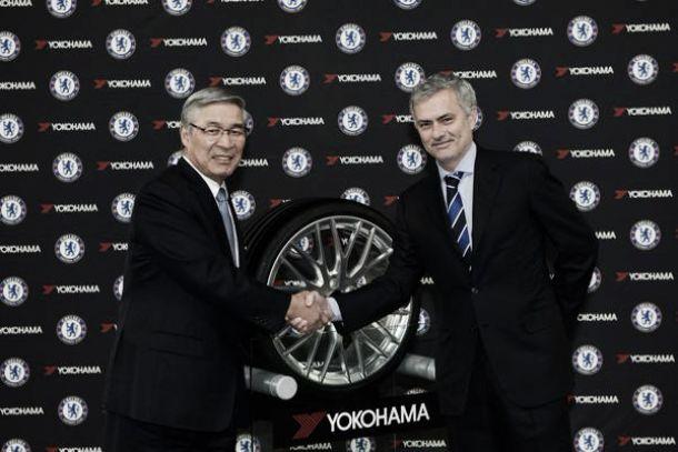 El Chelsea cobrará 40 millones de libras al año de la empresa Yokohama Rubber
