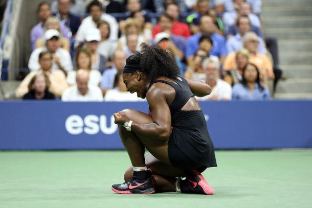 US Open 2015, semplicemente Serena