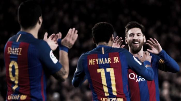 Liga dos Campeões: «Remontada» monumental apura Barcelona para os quartos-de-final