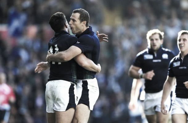 Scotland 39-16 USA: Exceptional second-half performance gives Scots second straight victory
