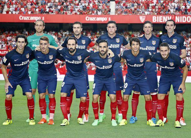 El Atlético presenta la lista para la Champions con 20 canteranos