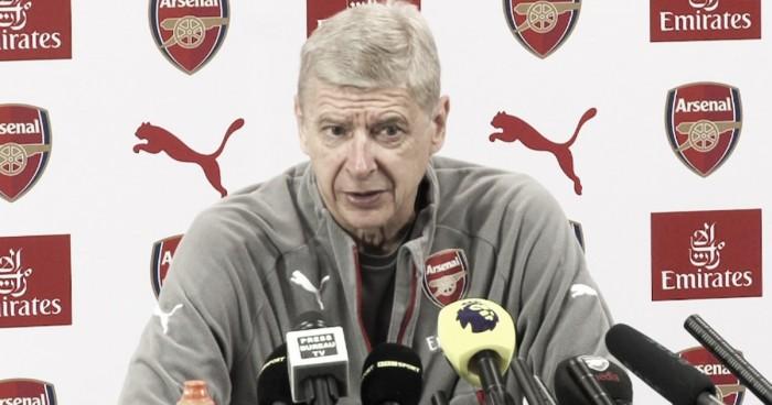 """Arsene Wenger: """"No podemos perder más jugadores"""""""