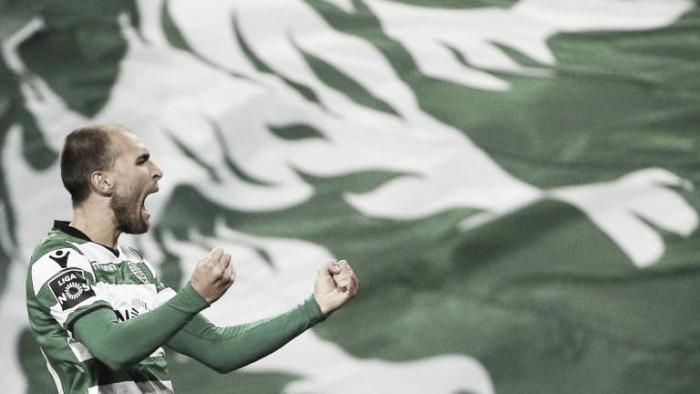 Taça de Portugal: Dost sem Piedade deixa Sporting nas meias-finais