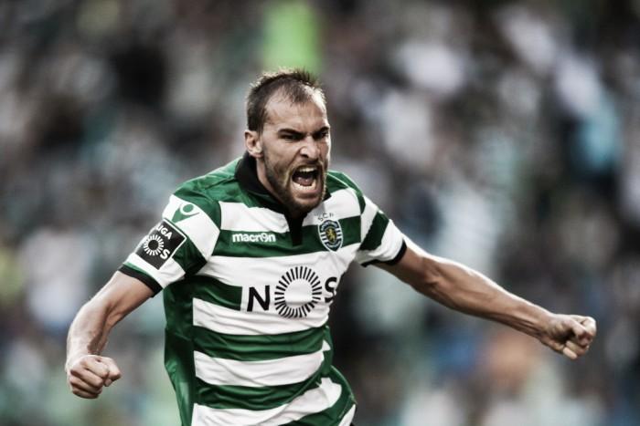 Liga NOS: Bas «bis» Dost dá vitória ao Sporting sobre o Nacional