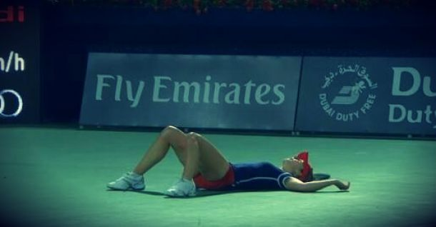 Dubaï : Alizé Cornet élimine Serena Williams !