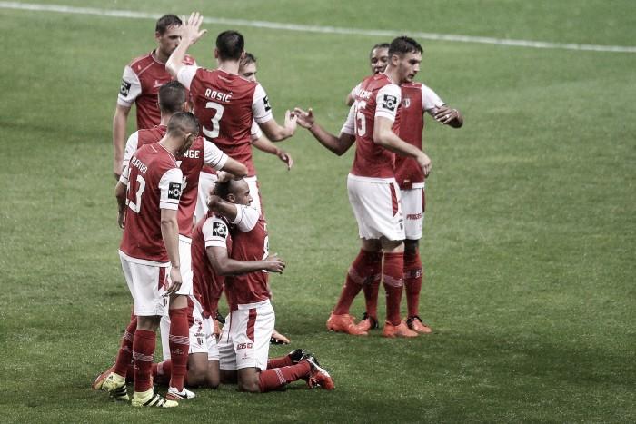 Liga Europa: Sporting Braga dá a volta e vence Konyaspor