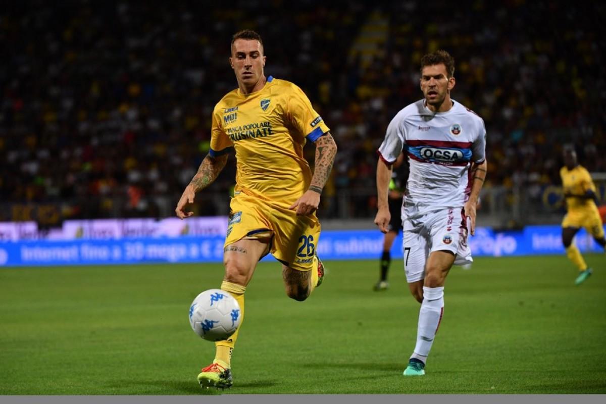 Serie B: il Frosinone pareggia con il Cittadella e raggiunge il Palermo nella finale playoff