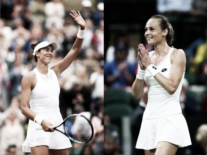 Wimbledon semifinal preview: Garbine Muguruza vs Magdalena Rybarikova