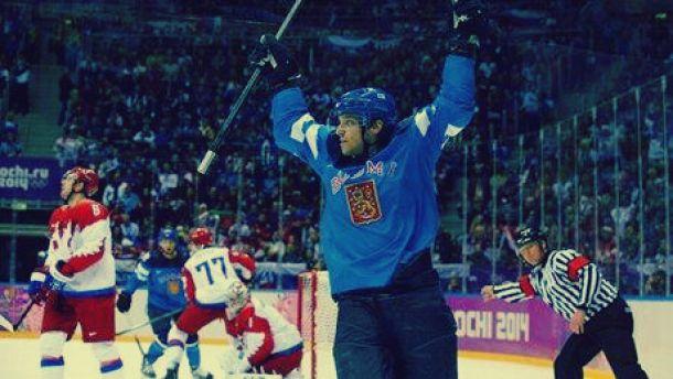Hockey (H) : La Russie laissée de glace par la Finlande
