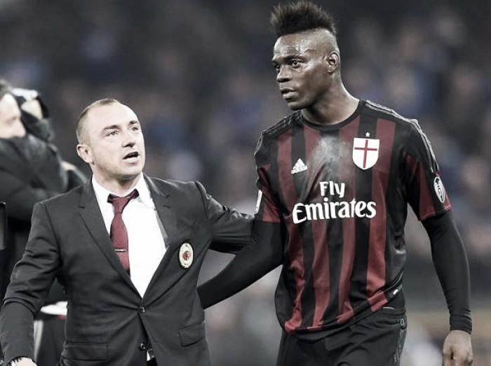 Balotelli ancora titolare, il Milan pronto a confermarlo anche nella prossima stagione