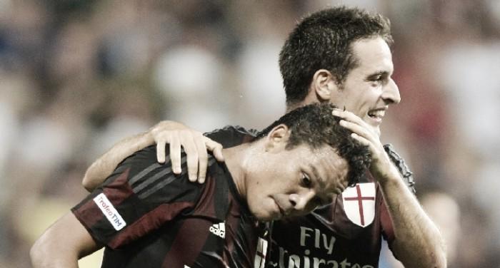"Bonaventura: ""Torno contro la Roma"". Bacca: ""Al Milan sono contento"""