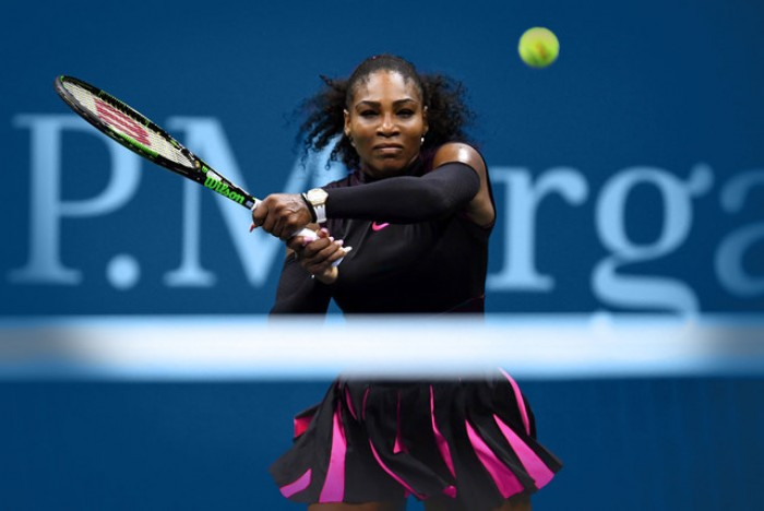 US Open 2016 - Serena Williams si impone al terzo su Simona Halep