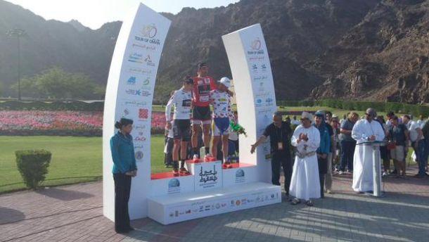 Tour of Oman, 2° tappa: si impone Cancellara
