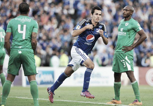 """Gabriel Díaz: """"El árbitro nos perjudicó"""""""