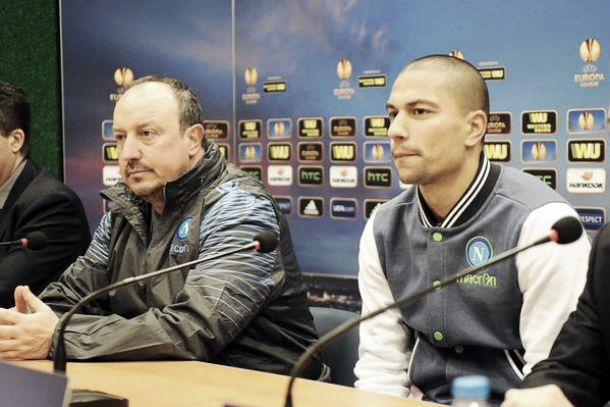 """Napoli, Benitez: """"Occhio al Trabzonspor, ma noi vogliamo arrivare lontano"""""""