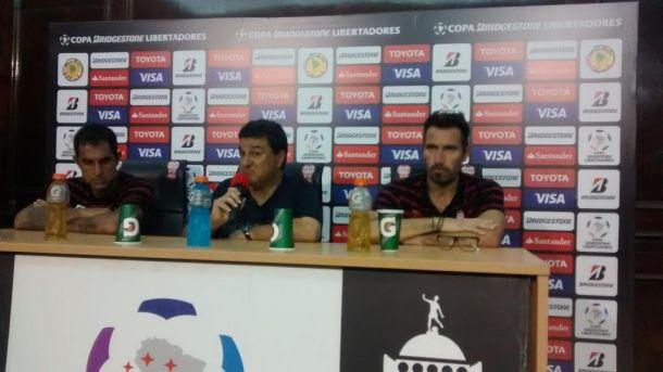 """Apuzzo: """"Todos los partidos de Copa son difíciles"""""""