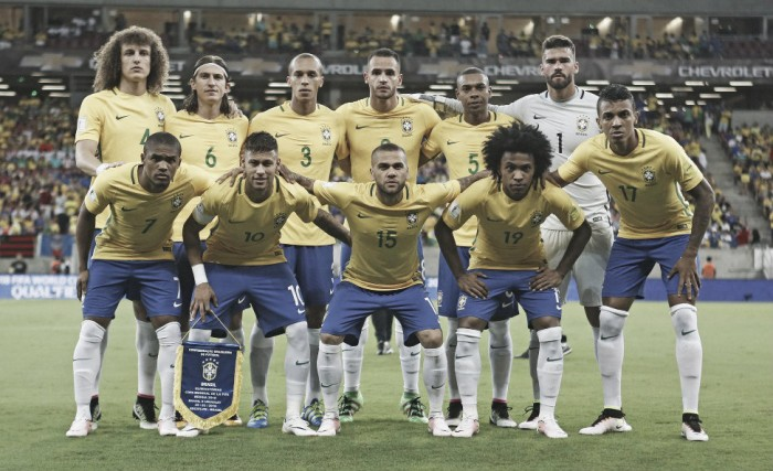 Copa America Centenario: Big names missing from Brazil's 40-man preliminary roster