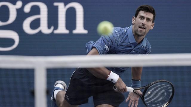 Djokovic comienza con velocidad de crucero