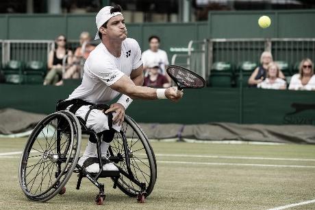 Gustavo Fernandez va por el título de Wimbledon y el número 1 del mundo