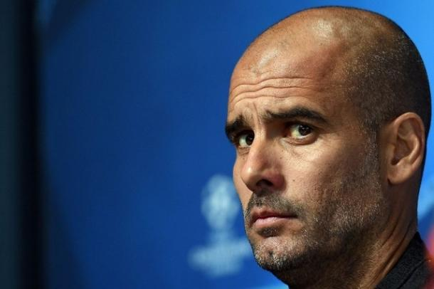 Josep Guardiola | Foto: thenational.ae