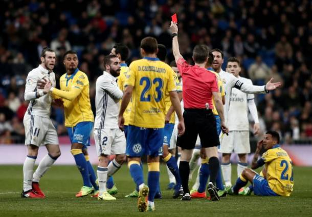 Teve de tudo no Bernabéu | Foto: Anadolu Agency/Getty Images