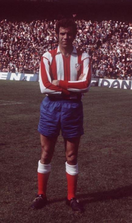 Luis Aragonés en la década de los 70