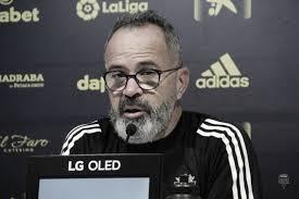 Álvaro Cervera, técnico del Cádiz | Foto: cadizfc.es