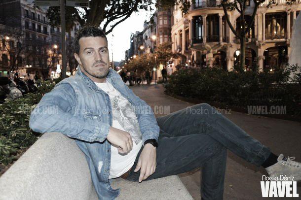 Óscar García, técnico del Celta de Vigo | Foto: Noelia Déniz - VAVEL