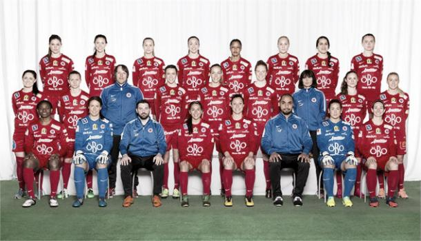KIF Örebro is ready for the 2016 season. Source: http://www.kiforebro.se/