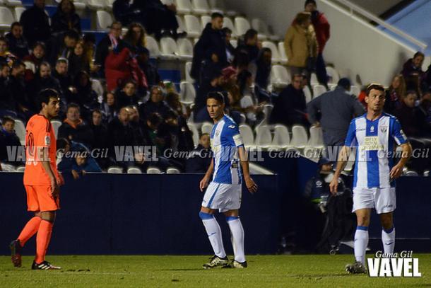 Álvaro Molina también debutó | Foto: Gema Gil (Vavel)