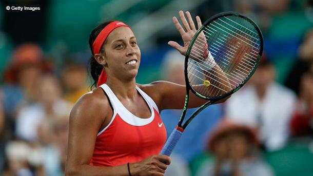 Madison Keys/Getty Images