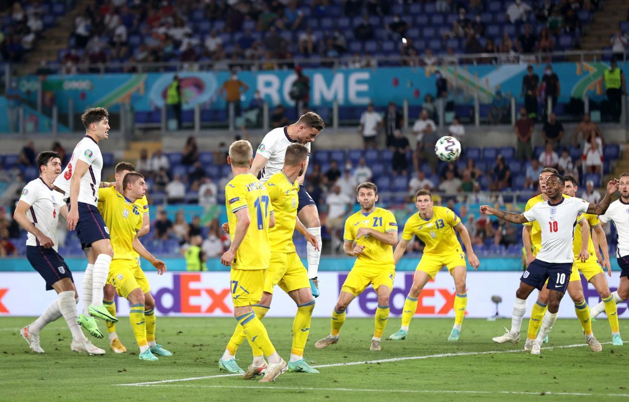 Henderson marca el 0-4 | Imagen: UEFA