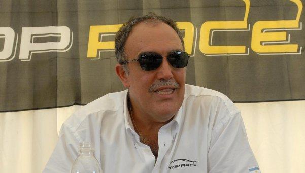 Alejandro Urtubey presidente de la categoría. Foto: Top Race.