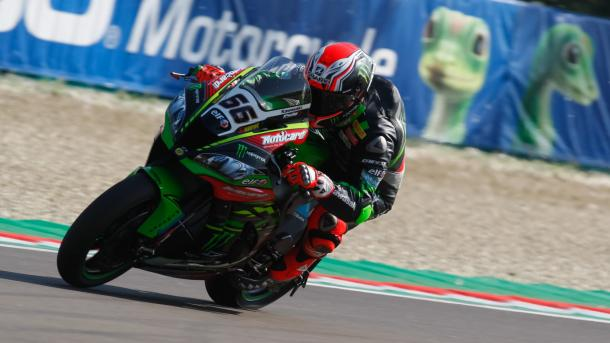 Tom Sykes. FOTO: Worldsbk.com