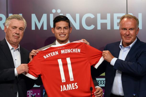 Web oficial del FC Bayern