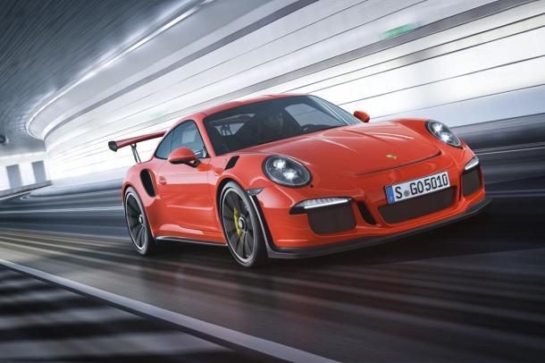 Porsche 911 GT3 RS (Imagen: Porsche)