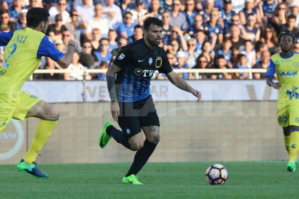 Petagna, cinco goles en Serie A en la presente temporada (Foto: Atalanta)