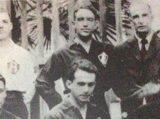 Juan José 'Lico' Cortina, fundador del Atlas FC. / Fuente: Atlas FC