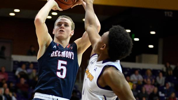 Kunkel has Belmont primed for their first conference title since 2015/Photo: Andrew Nelles/Tennesseean.com