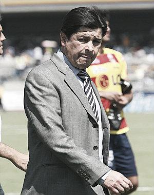 """Entrenador de """"Monarcas"""" Morelia   Fuente: El Universal."""