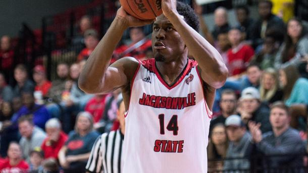 Burnell has the ability to lead Jacksonville State into the field of 68/Photo: Jacksonville State athletics
