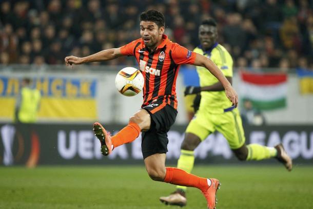 O Anderlecht foi uma das vitimas do Shakhtar (Foto : thesun)