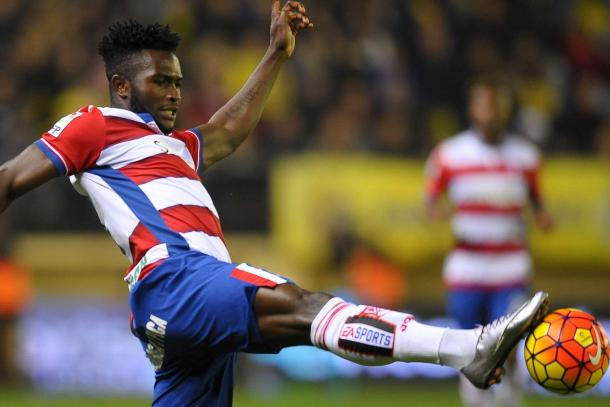 Watford's exciting new attacker Isaac Success | Photo: wdsport.co.uk